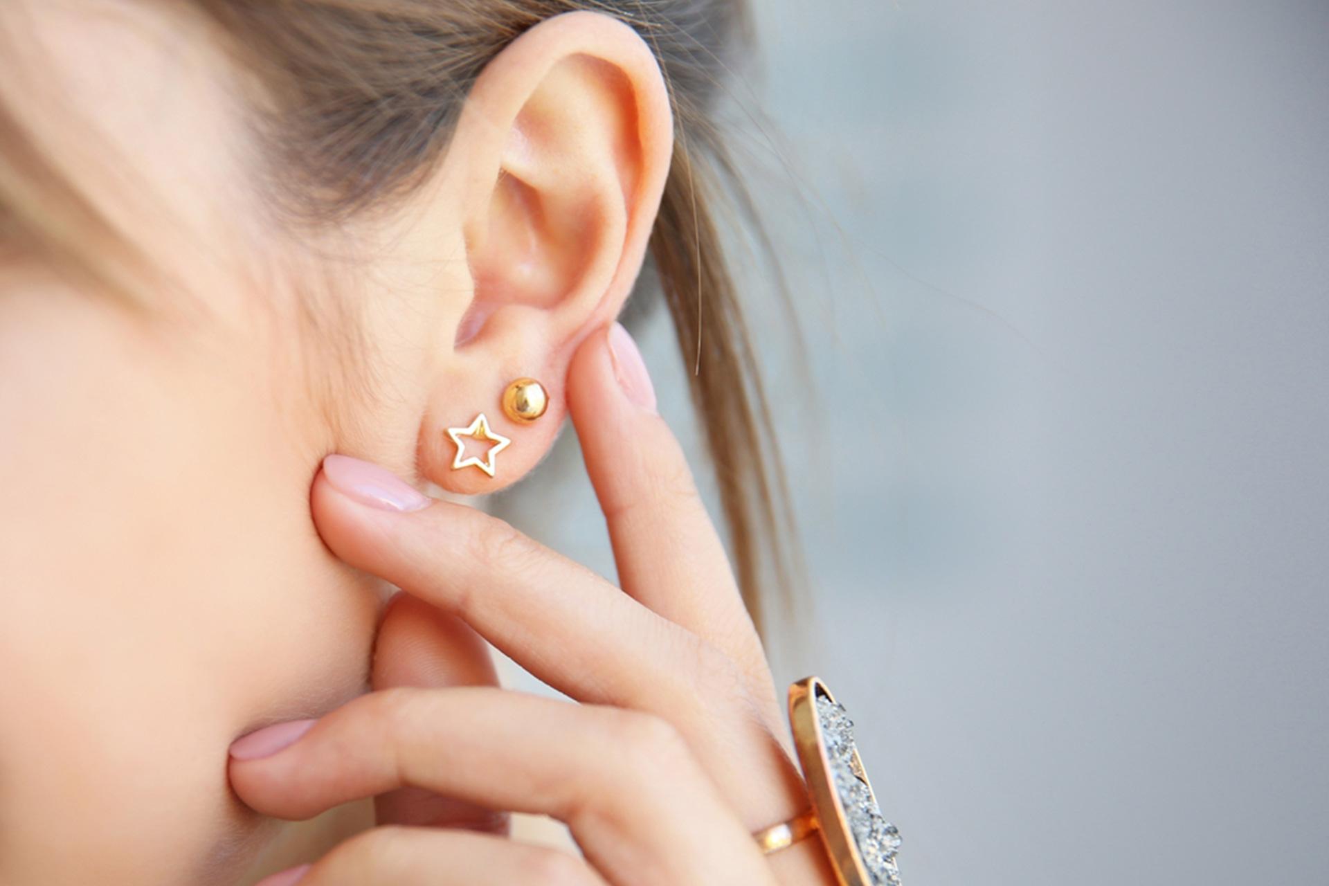 Foro orecchie